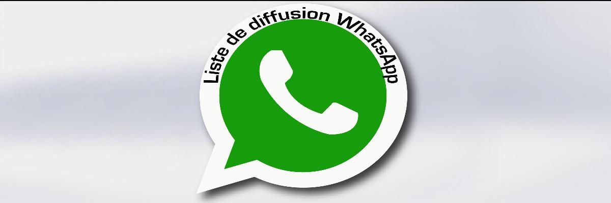 Liste de diffusion WhatsApp: « La minute bien-etre »